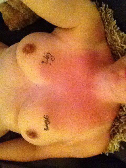 Nude Selfie 10262