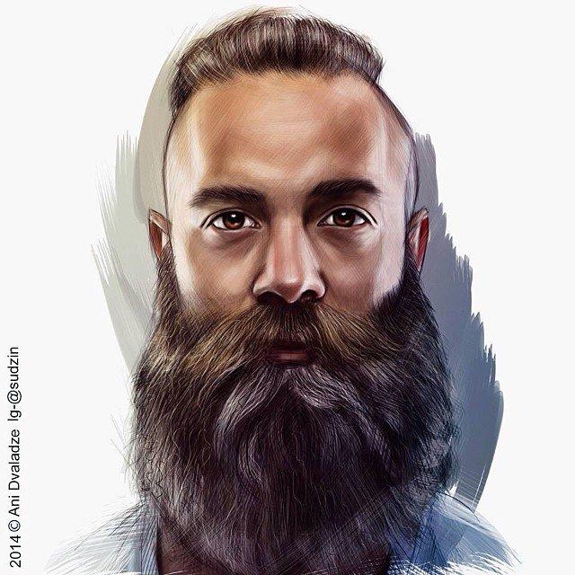 Семь способов победить непослушную бороду