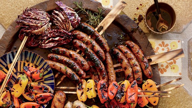 9 Sausage Recipes That Are Perfect for Oktoberfest