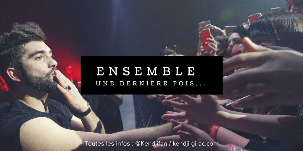La dernière d' #ENSEMBLE approche, pour l'occasion la #TeamKendji organise un projet commun ! Toutes les infos   https://www. facebook.com/events/1637628 263199291 &nbsp; … .<br>http://pic.twitter.com/Xdp8g9vzDr