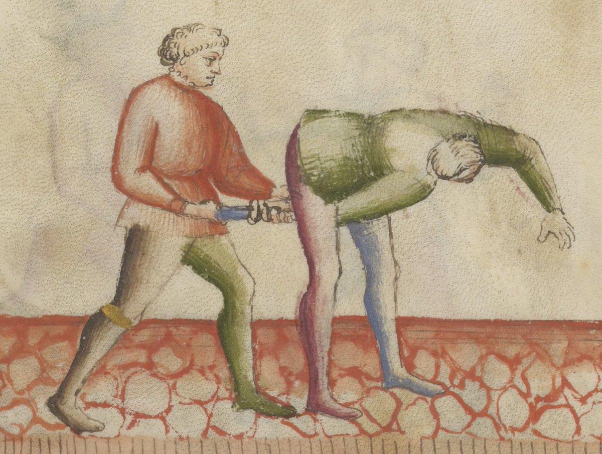 (; ・`д・´)すごいなぁ 15世紀 BNF Latin 11269 f.43r リンク→