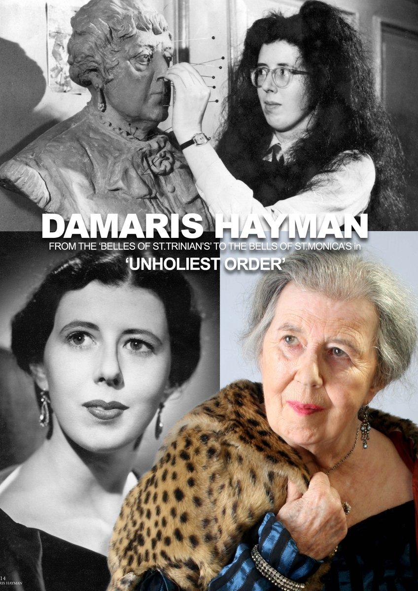 Damaris Hayman