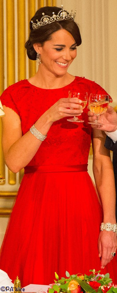 A very Happy Birthday to the Duchess of Cambridge, who is 35 today.