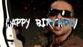 Happy Birthday Sean Paul (