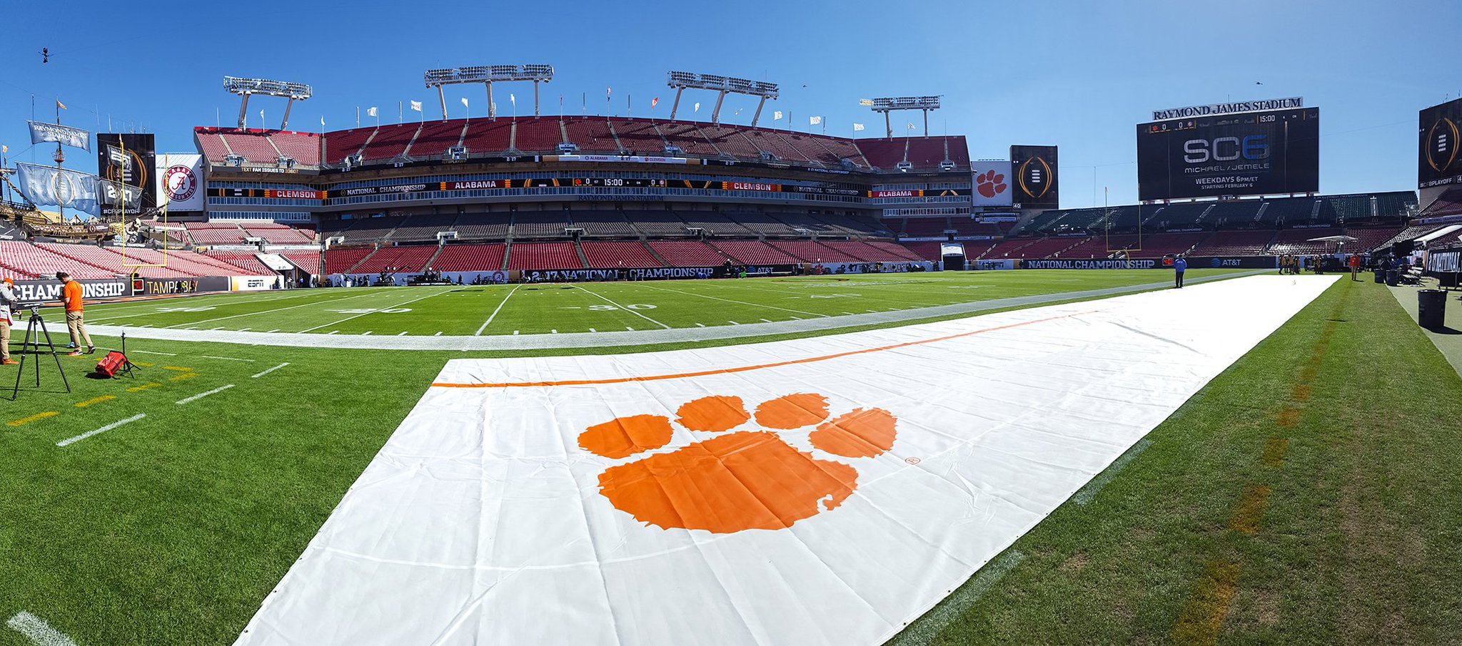 6.5 hours. #Clemson #ALLIN https://t.co/dmbR1sR0C4