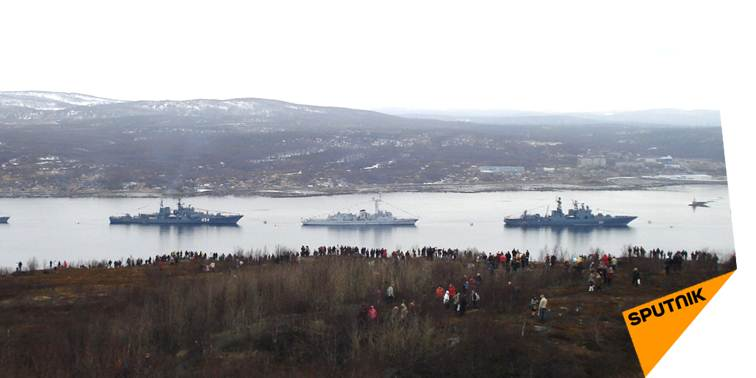 #Russie: la #flotte du Nord poursuit la conquête de l&#39;#Arctique  http:// sptnkne.ws/dmfH  &nbsp;   #défense<br>http://pic.twitter.com/VWgLmFQDfv