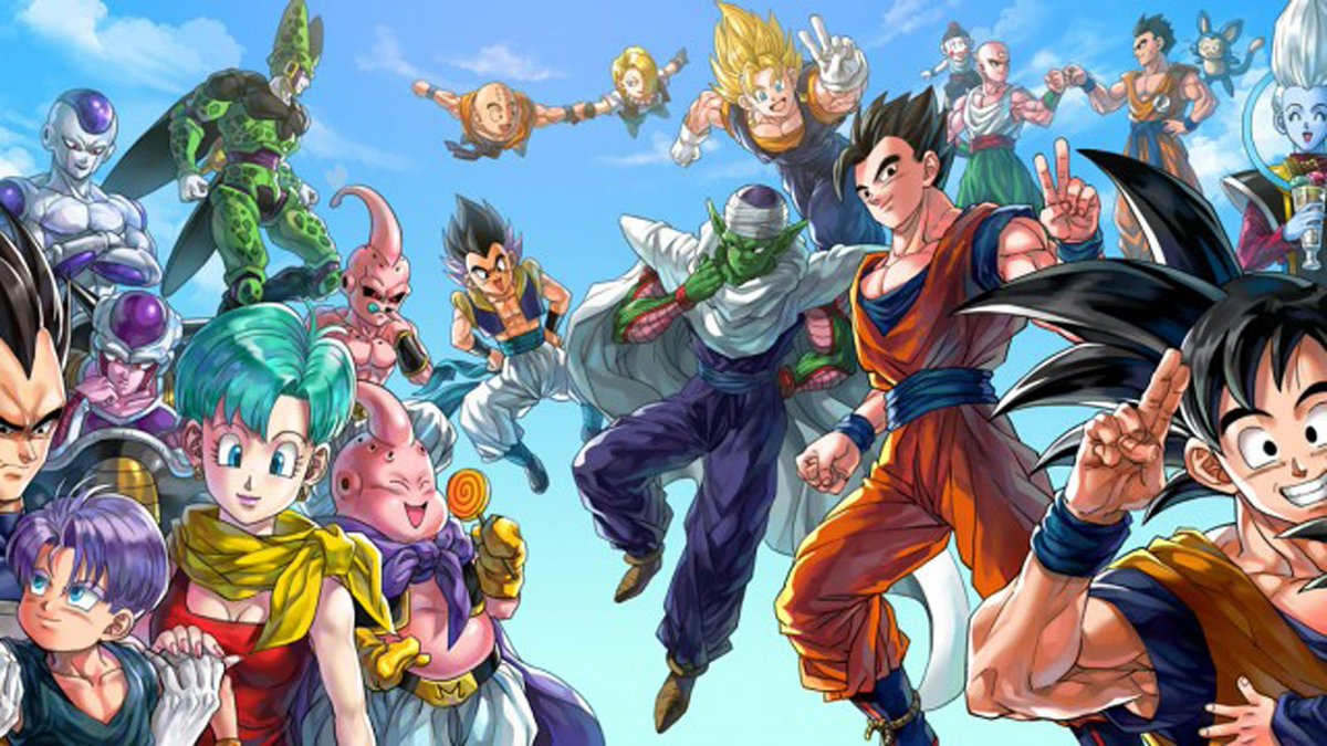 personnages dragon ball