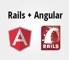 Ruby on Rails with Angular JS