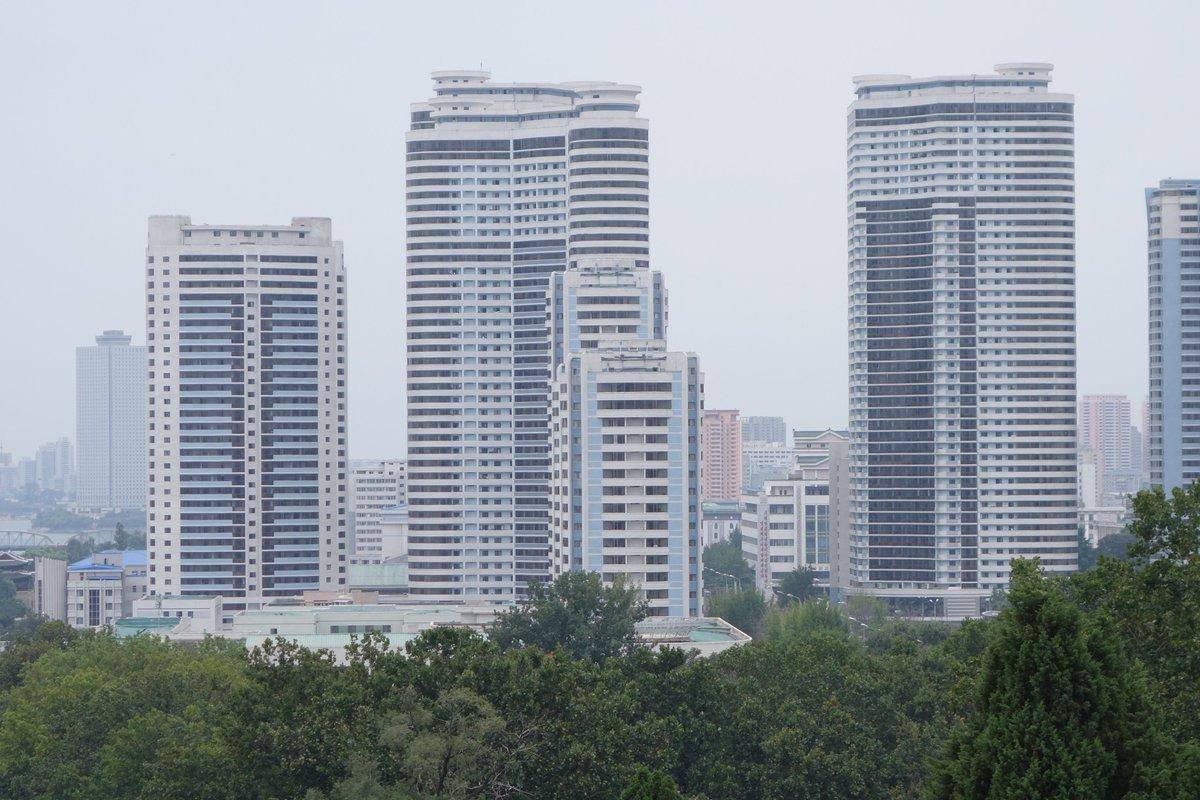 жилые массивы пхеньяна фотографии пишет своем