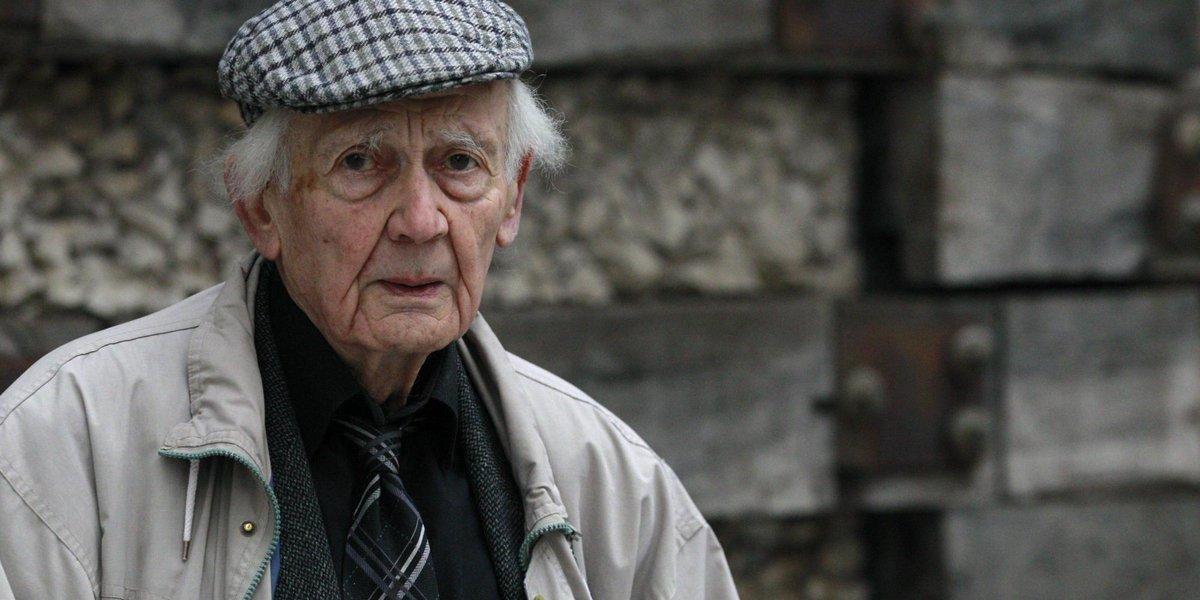 ++++ Zygmunt Bauman è morto: addio al celebre sociologo, aveva 91 anni https://t.co/6LcJEGeJ6k