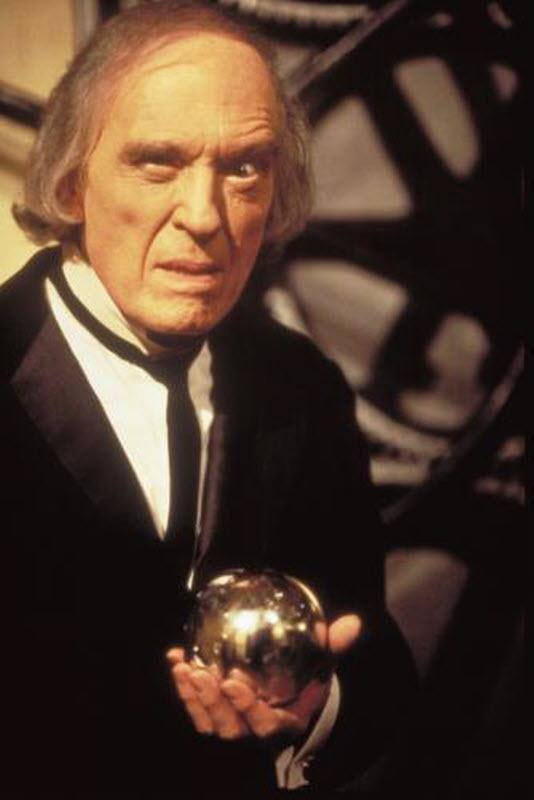 Today marks the one year anniversary of the death of the fine actor and good friend Angus Scrimm. I still miss him. https://t.co/ySH4CW5m4O