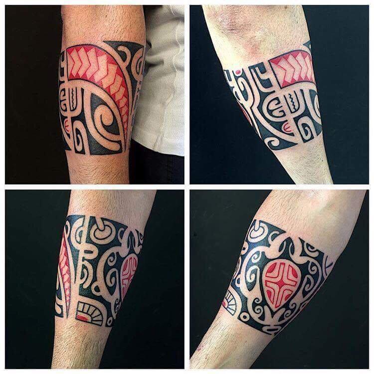 Inkdomecom On Twitter Maori Tattoo Marines Colorato Inkdome