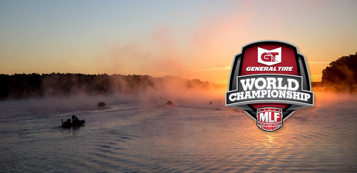 Major league fishing on twitter thrilled to announce a for Major league fishing world championship