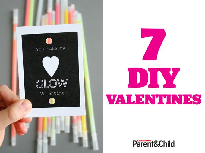 Easy, DIY Classroom Valentines for Kids