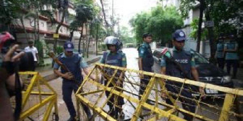 DIe Sicherheit in unserem Projekt in #Dhaka war seit jeher problematisch und bliebt es auch in 2016. Ein Rückblick: https://t.co/Kt9wzMH20v https://t.co/FDGibj8TS3