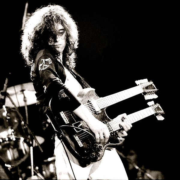 Wishing @Jimmypage a whole lotta love on his 73rd birthday. #gibson #sg #lespaul pic: Neil Zlozower<br>http://pic.twitter.com/OKYNR2wXQU
