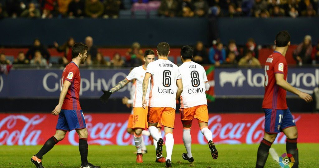 Video: Osasuna vs Valencia