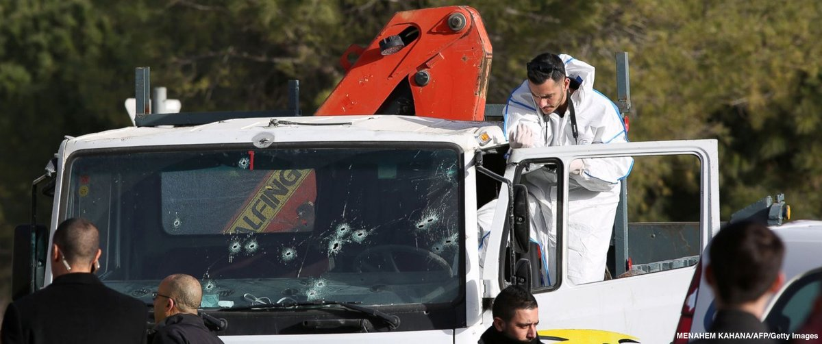 One of four Israeli soldiers killed in Jerusalem truck attack was a US citizen, officials say