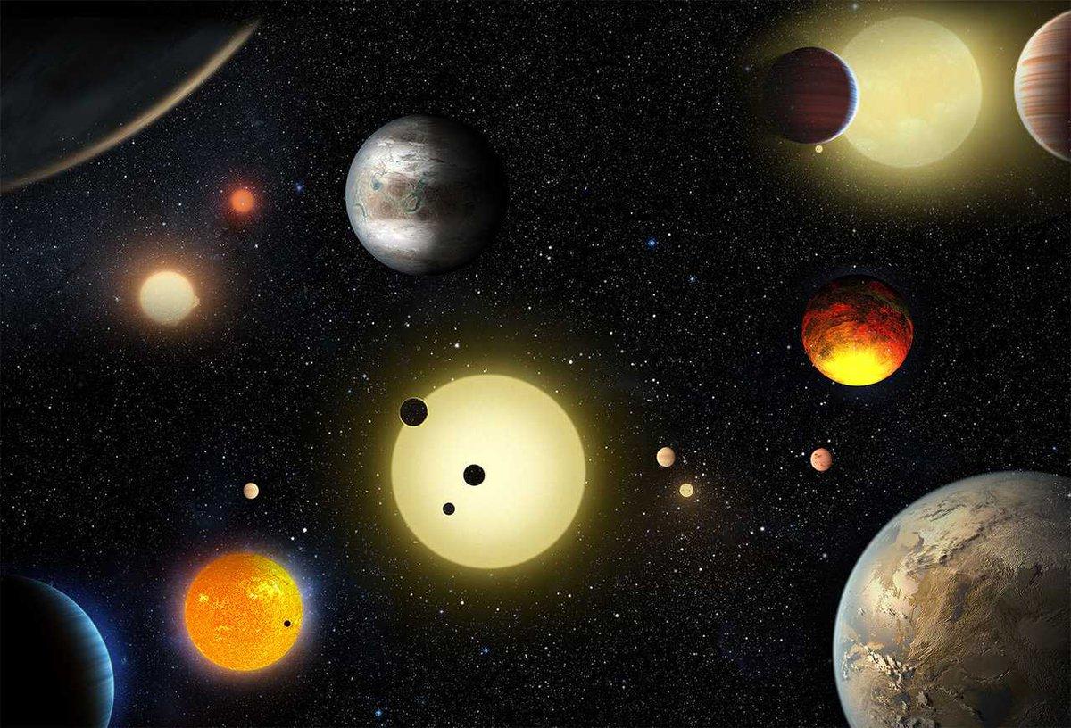 5 esopianeti con maggiori possibilità di Vita Extraterrestre | Spazio