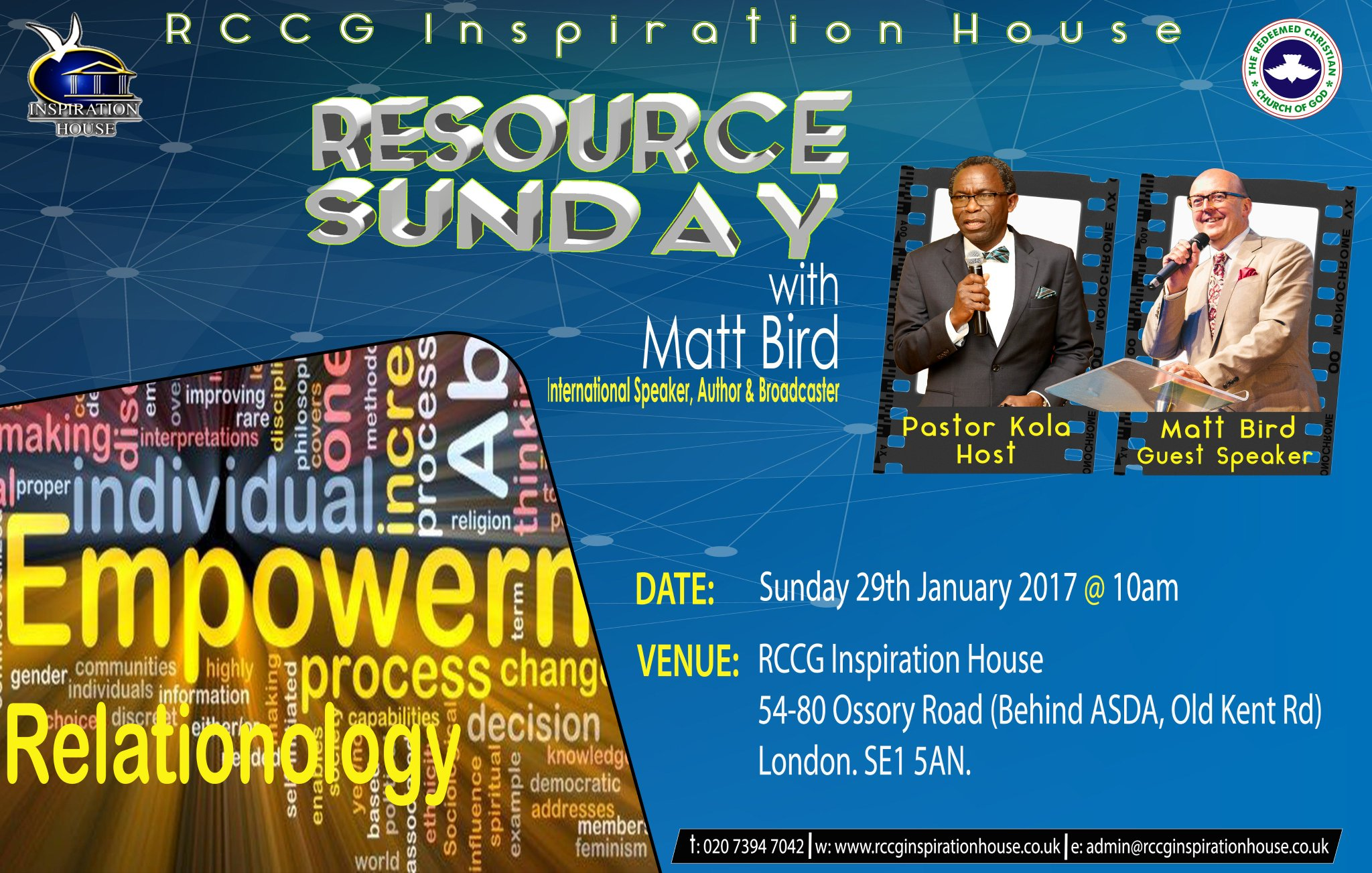 """INSPIRATION HOUSE on Twitter: """"#resourcesunday. Learn the power of"""
