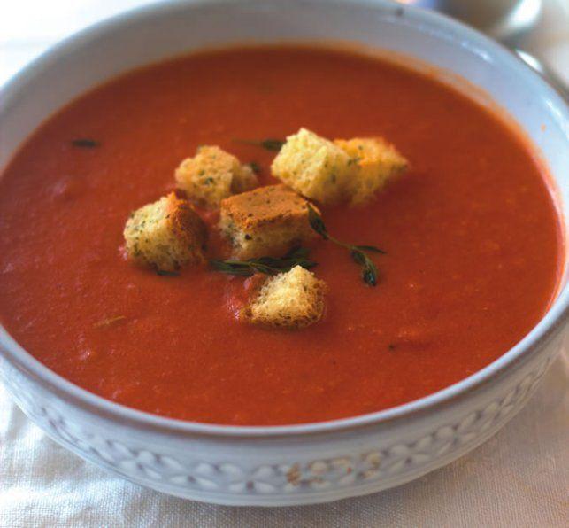 Classic Gluten-Free Cream of Tomato Soup