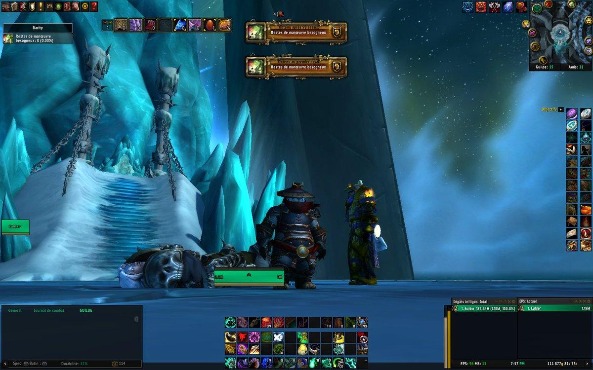 Quand t&#39;oublies de passer #ICC 25 en #HM pour ta 9e tentative... allez on va dire que ca compense xD #Warcraft #WoW<br>http://pic.twitter.com/o6eR2rtySm
