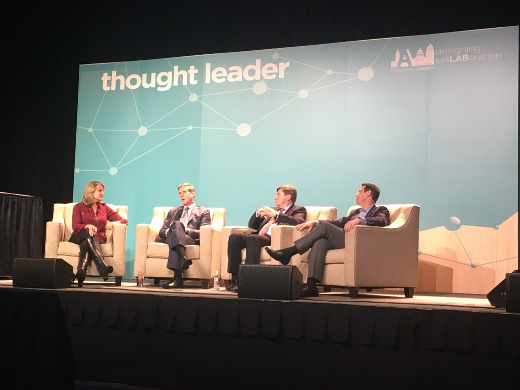 PCMA Convening Leaders 2017 C-Suite Thought Leader Predictions session