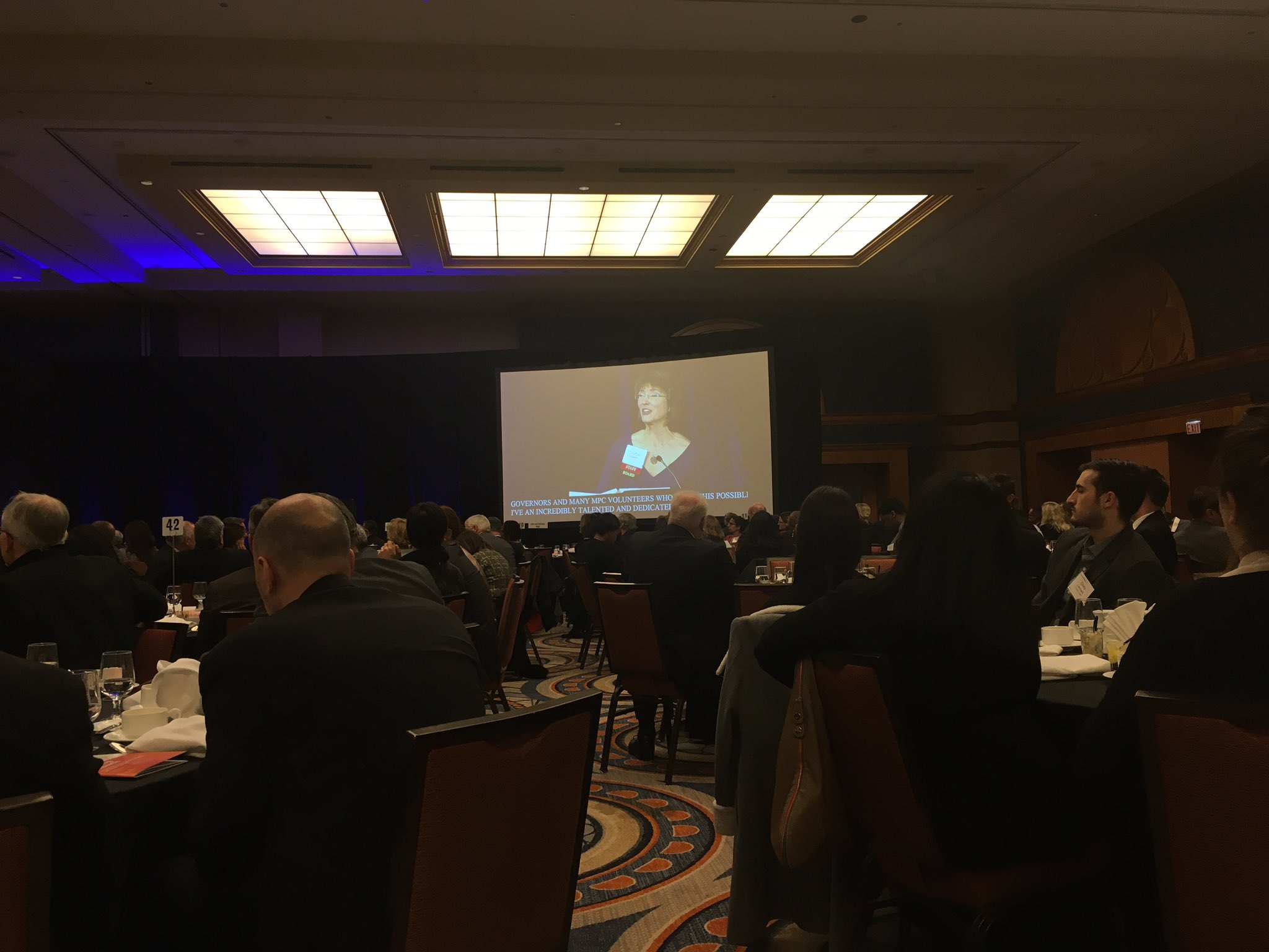 MPC Pres @MarySueMPC thanks our audience, speakers and sponsors for a deeply personal and engaging #MPCLuncheon. Thank you! https://t.co/B2e24EJgml