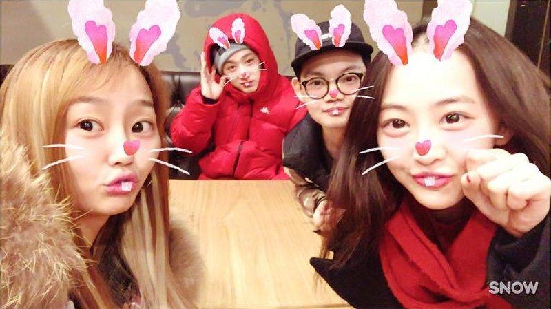[IG] 090117》Hyolyn instagram avec Wonho #MONSTA_X  https://www. instagram.com/p/BPDSrewhzX2/  &nbsp;  <br>http://pic.twitter.com/phTpHK5KBM
