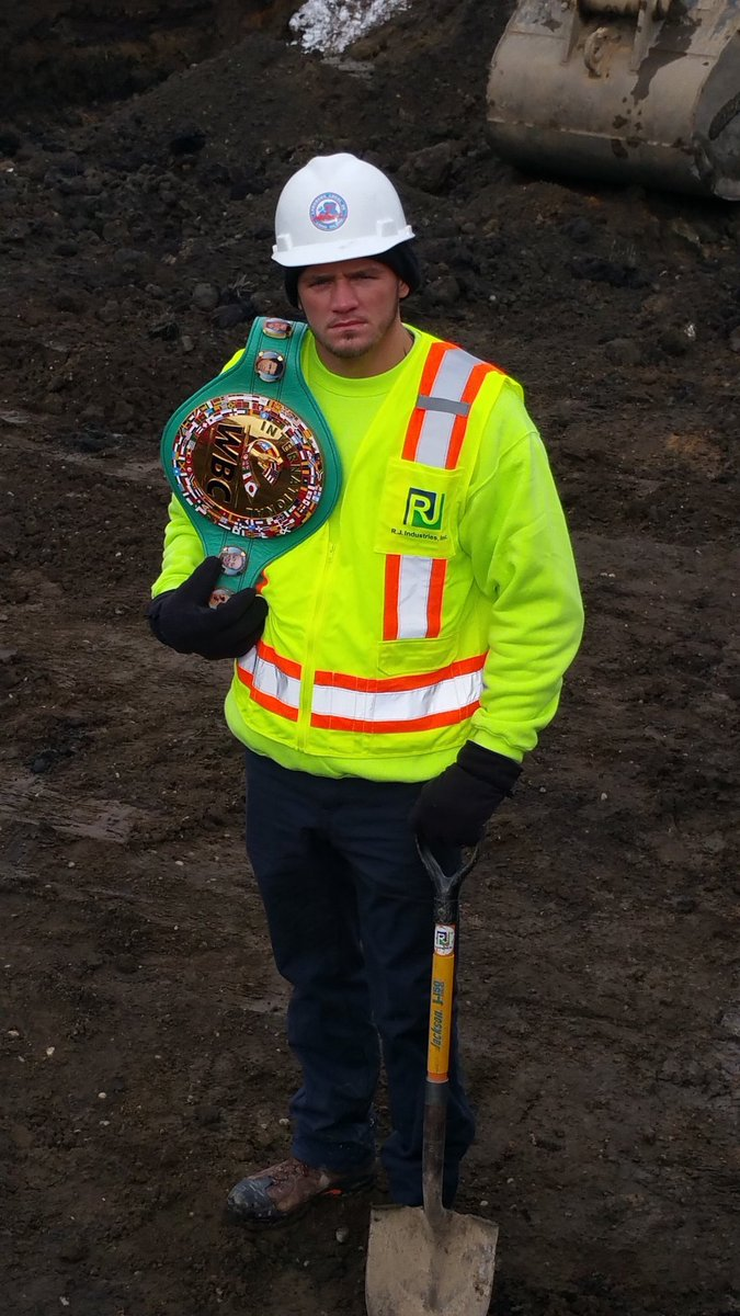 """Joe Smith Jr on Twitter """"First day back on the job monman"""