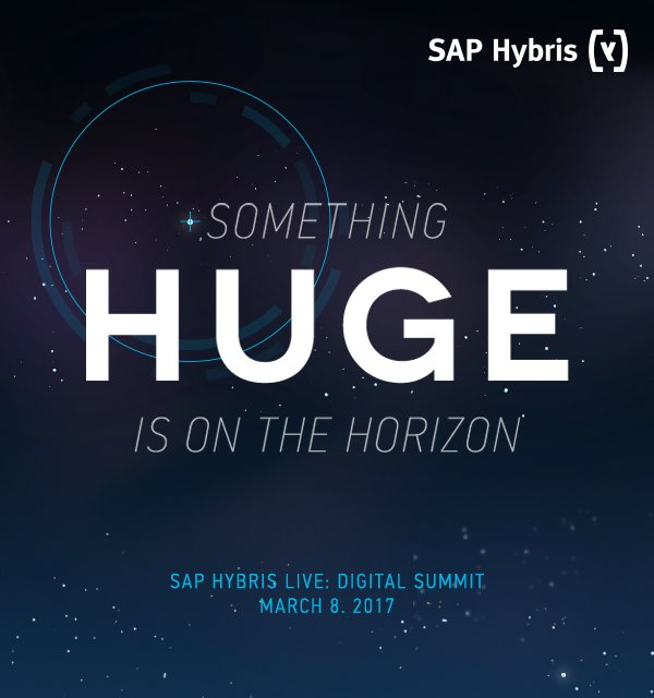 An unprecedented, one-day, global online event, #SAPHybrisLive Digital Summit: https://t.co/qFYSXLUKvq https://t.co/Gj8PDOfIGP