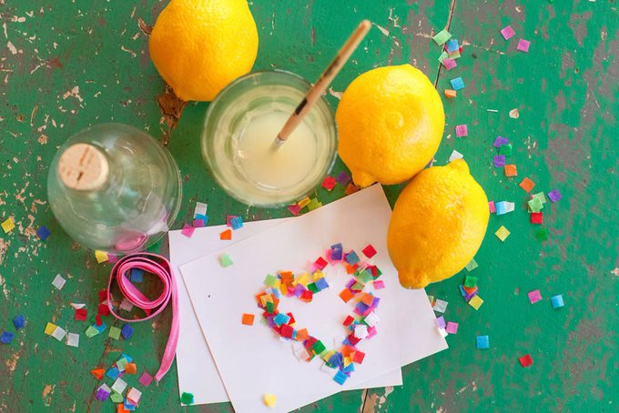 Send A Secret Valentine With Invisible Ink (Made From Lemons)