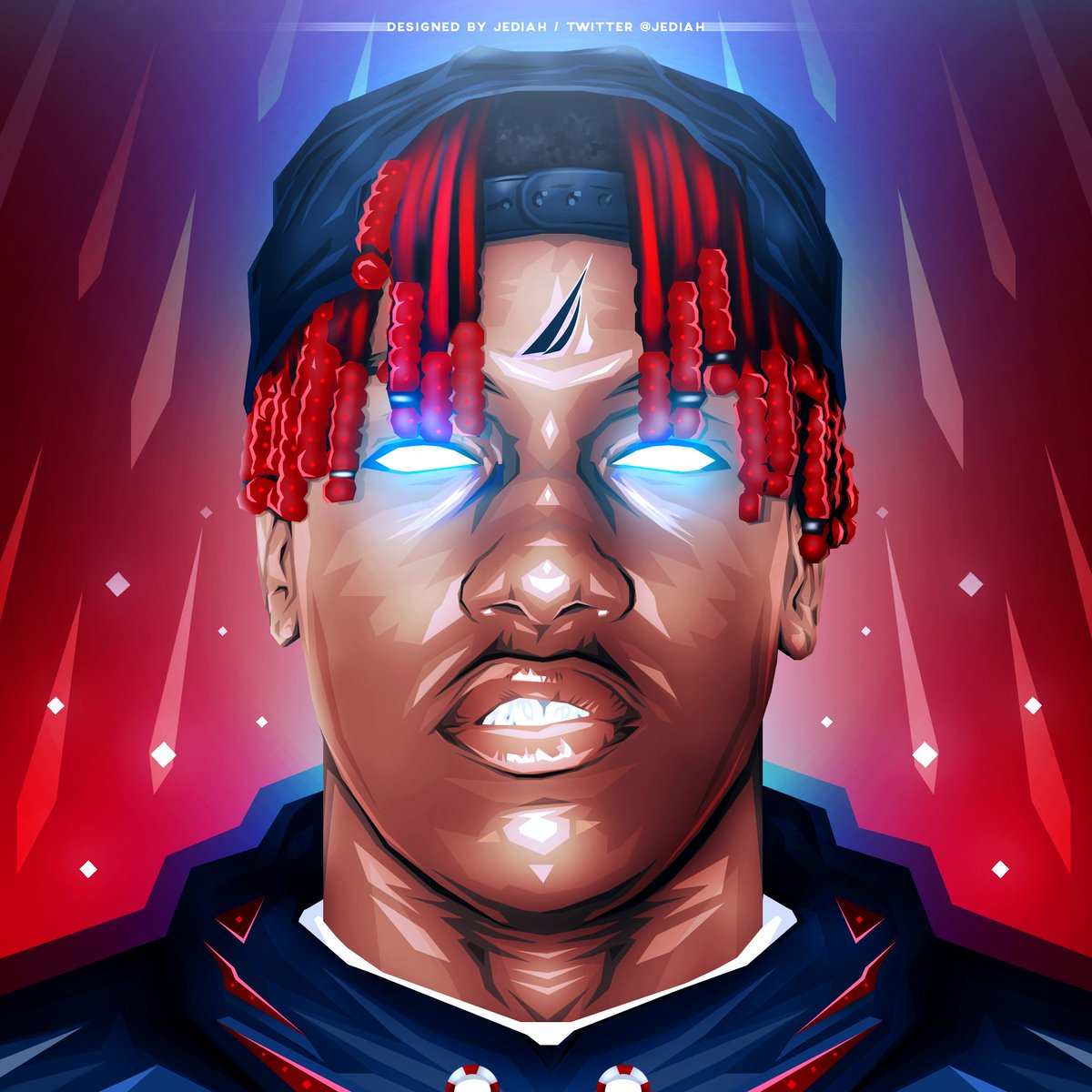 King Jediah 愛 On Twitter Lil Yachty Artwork Designed By Me Rts