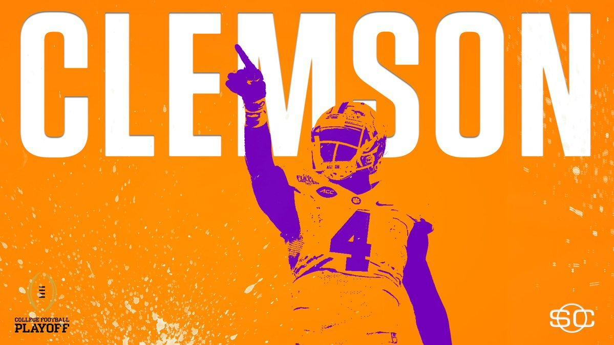 RT if you're #ALLIN with Clemson.  #NationalChampionship https://t.co/...