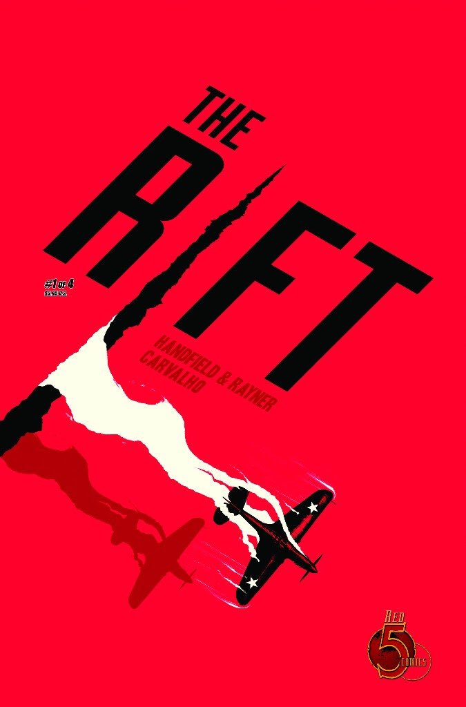 Image result for the rift red 5 comics