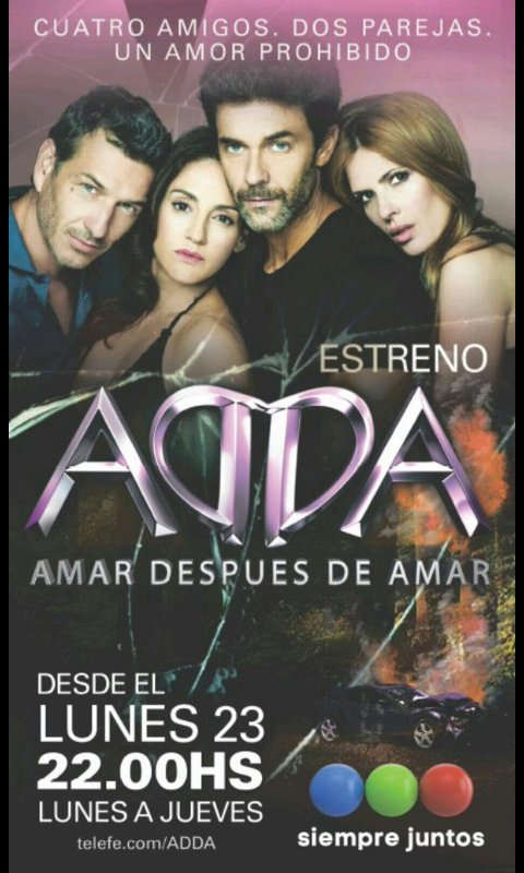 Amar despues de amar: Temporada 1