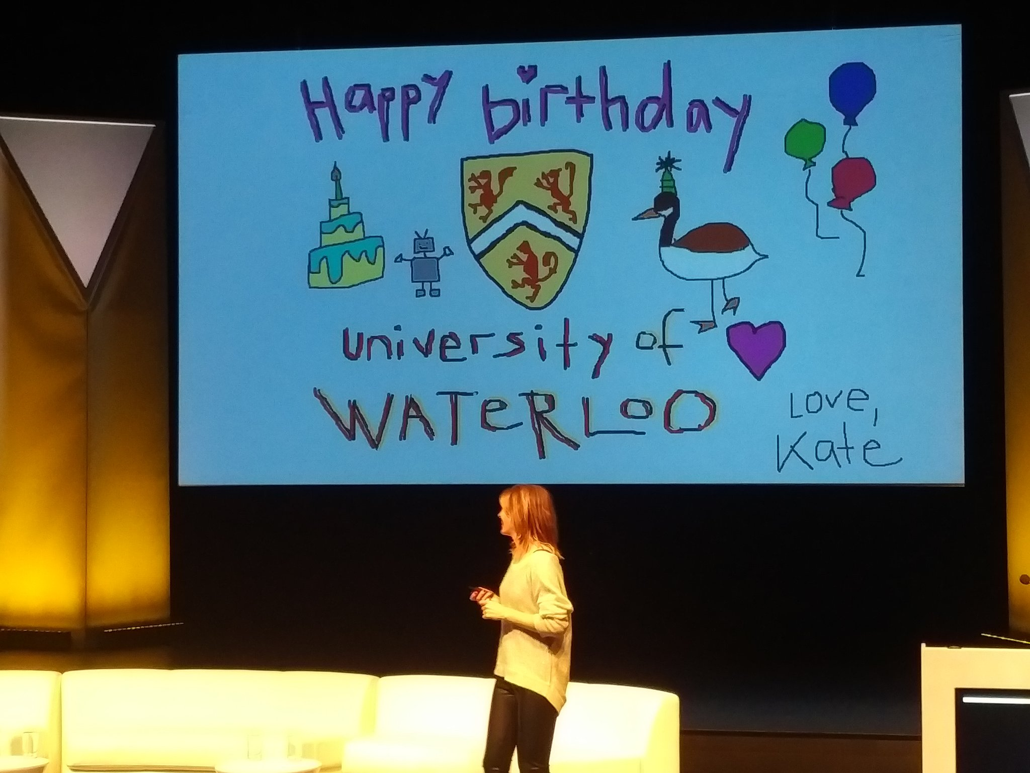 Love the #UWaterloo60 birthday card! https://t.co/DzN5DhHfxp