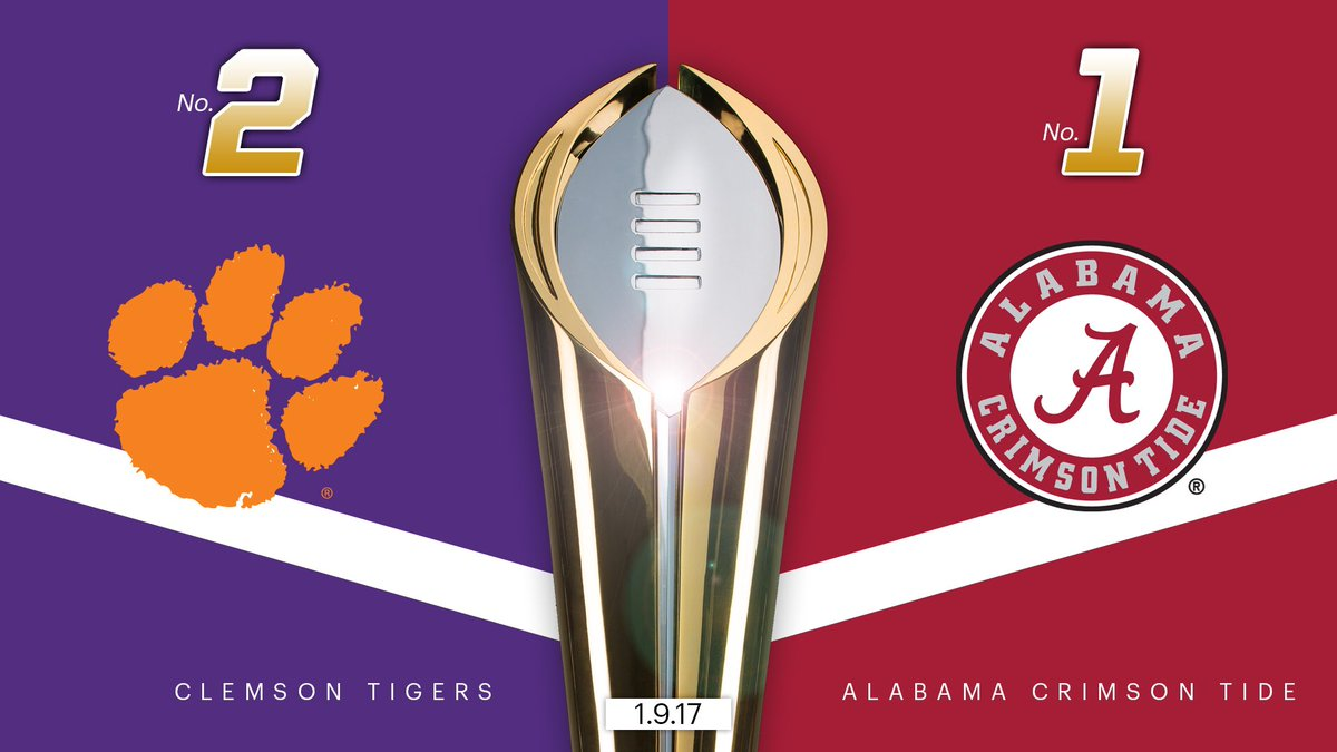 College Football Playoff On Twitter It S Go Time
