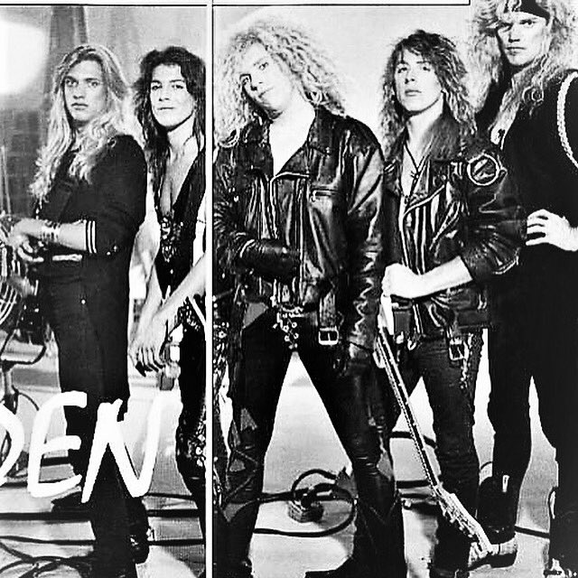 Lizzy borden master of disguise touring lineup, 89-93 https://t.co/cNjNxuykCC