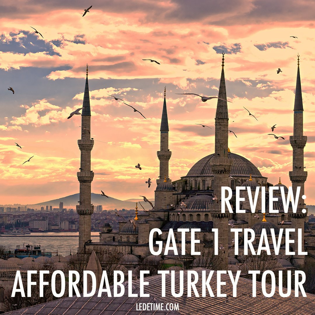 Facts, Fiction and Gate 1 Travel Turkey