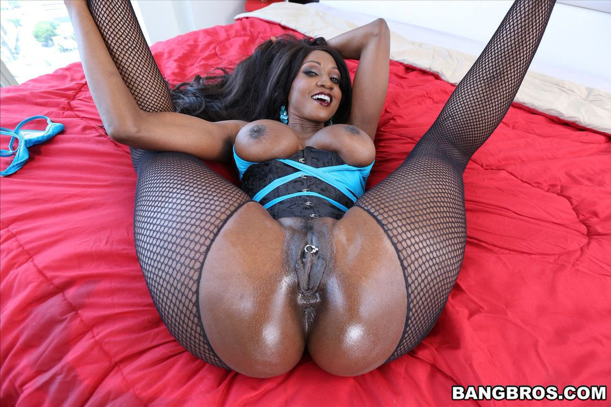 Best ebony porn in the world