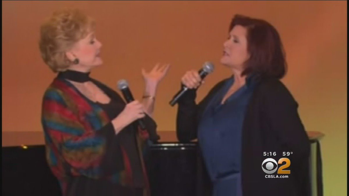 #Debbie# #Reynolds#, #Carrie# #Fisher# ... -  https:// matterconcern.com/2017/01/07/deb bie-reynolds-carrie-fisher-laid-to-rest-together/ &nbsp; …  - #CarrieFisher #CBS2NewsEvening #DebbieReynolds #Video<br>http://pic.twitter.com/88s7amQyDI