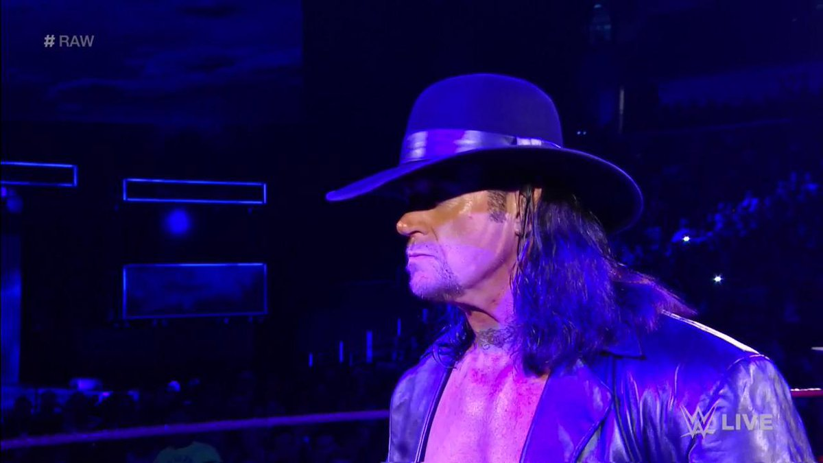 """WWE on Twitter: """"""""I've dug 29 holes for 29 souls...I will ..."""