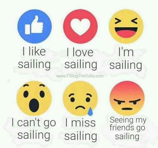 Morninggggg sailors !!!!!! https://t.co/4dDINtBAAT