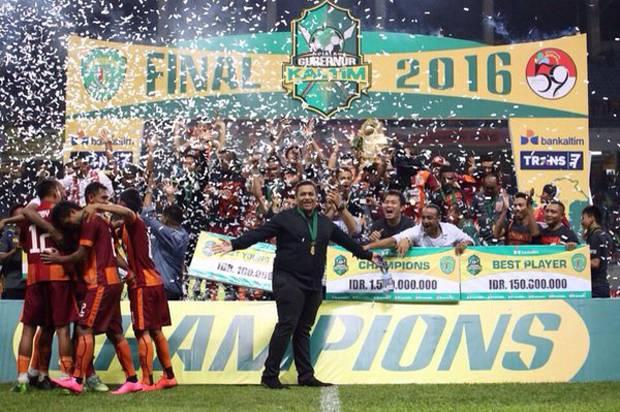 PBFC Siap-siap Umumkan Skuat ISL 2017