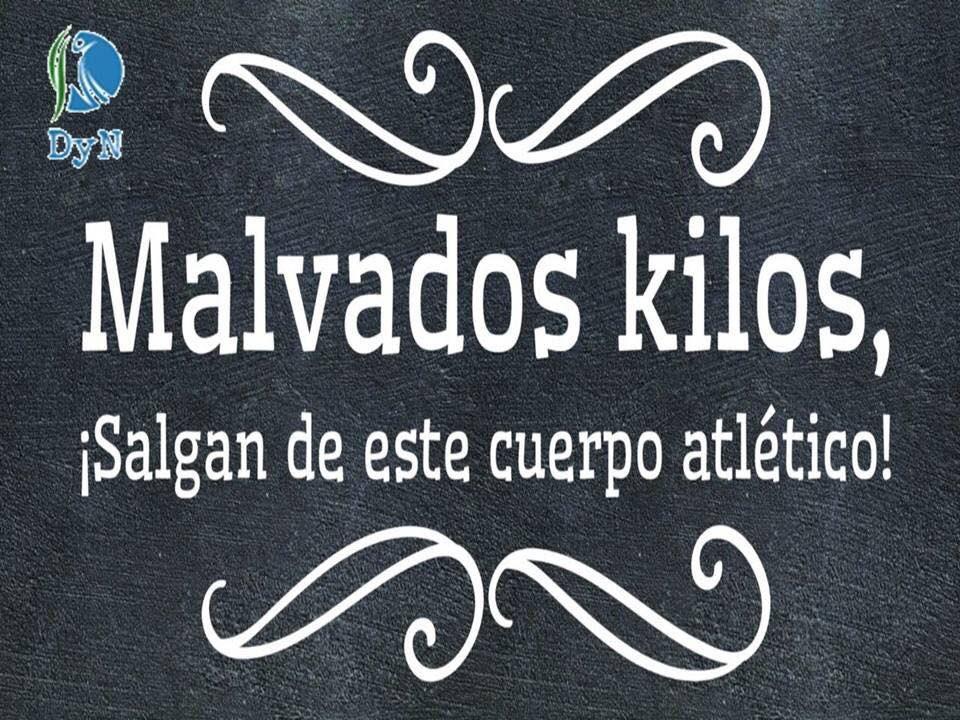 Malvados kilos salgan de este cuerpo atlético !!! #malvadoskilos #nutricion #humor #yasalgan https://t.co/HZwEkepiRY