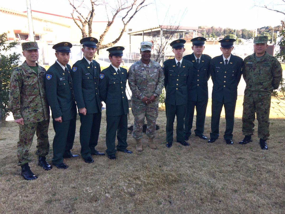 在日米陸軍基地管理本部 on Twit...