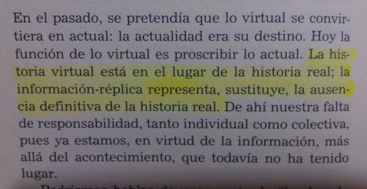 Jean Baudrillard #Ilusión #gazolinazo #Presidente #HazloPorMexico #México #ustedesqueharian<br>http://pic.twitter.com/DLF2l0yBKh