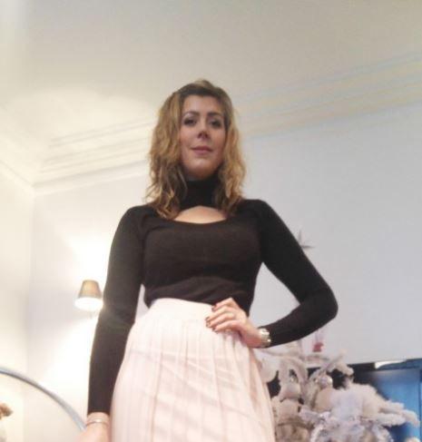 Ce #pull légérement ajouré est idéal pour être habillée sans prendre froid (12€ #babou) @MissGlamazone  http:// buff.ly/2jbWQr7  &nbsp;  <br>http://pic.twitter.com/4qvDSZUi6D