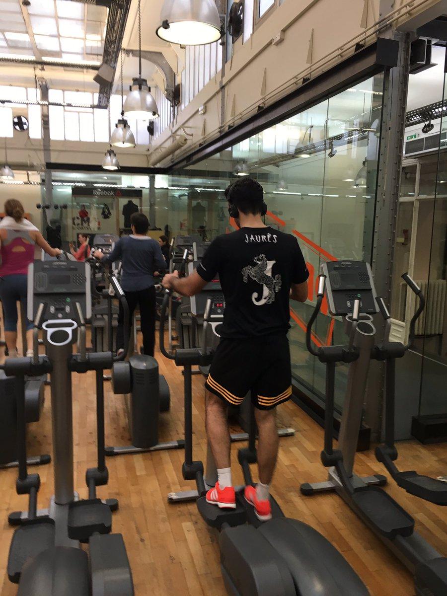 Un jojos à la salle de sport ...  #whyirunjaures #whyirunparis #adidasrunning #running #run #runworld #runnerspace #courseapied #stravarun<br>http://pic.twitter.com/sHeccD510u